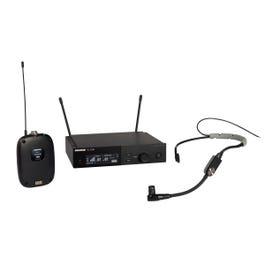Image for SLXD14/SM35 Digital Single-Channel Headset Wireless System (J52 Band) from SamAsh