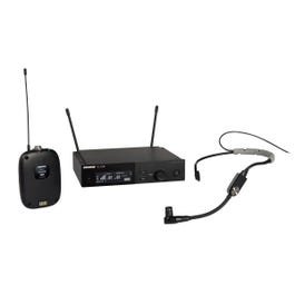 Image for SLXD14/SM35 Digital Single-Channel Headset Wireless System (G58 Band) from SamAsh