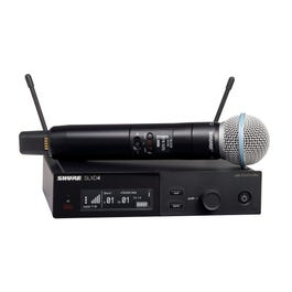 Image for SLXD24/B58 Digital Single-Channel Handheld Wireless System (H55 Band) from SamAsh