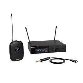 Image for SLXD14 Digital Single-Channel Instrument Wireless System (H55 Band) from SamAsh