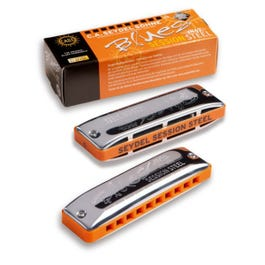 Image for 10301 Blues SESSION STEEL Harmonica from SamAsh