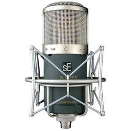 Image for Gemini II Dual Tube Condenser Microphone from SamAsh