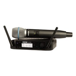 Image for GLXD24/B87A Handheld Wireless System from SamAsh