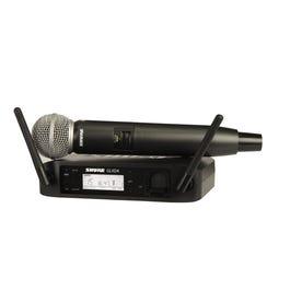 Image for GLXD24/SM58 Handheld Wireless System from SamAsh