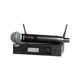 Image for GLXD24R/BETA58 Advanced Handheld Wireless System from SamAsh