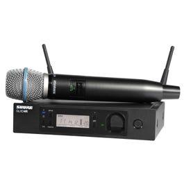 Shure GLXD24R/B87A Advanced Handheld Wireless System