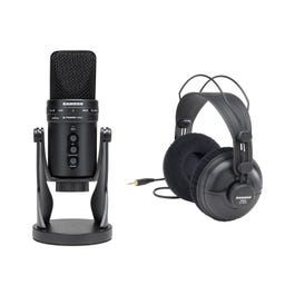 Image for G Track Pro USB Microphone With Reference Headphones from SamAsh
