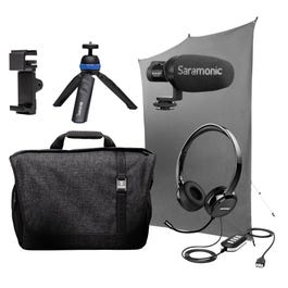 Image for Home Base Professional Audio/Video/Telecommunications Kit from SamAsh