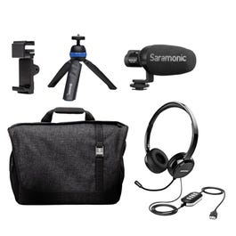 Image for Home Base Personal Audio/Video/Telecommunications Kit from SamAsh