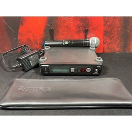 Shure SLX BETA 58 Wireless Microphone System