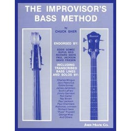 Hal Leonard The Improvisor's Bass Method