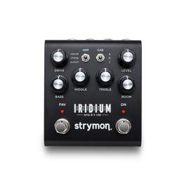 Strymon Iridium Amp & IR Cab Simulator Guitar Effects Pedal