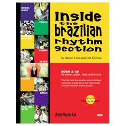 Image for Inside The Brazilian Rhythm Section Book & CD from SamAsh