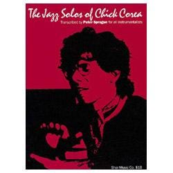 Image for The Jazz Solos of Chick Corea from SamAsh