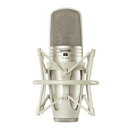 Image for KSM44A Multi-Pattern Condenser Microphone from SamAsh