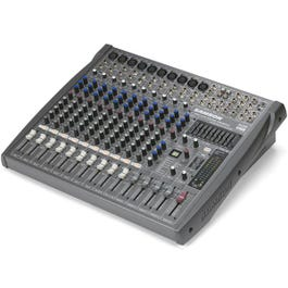 Image for L1200 12-Channel/4-Bus Professional Audio Mixer from SamAsh