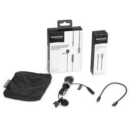 Image for LavMicro U1A Lavalier Microphone from SamAsh