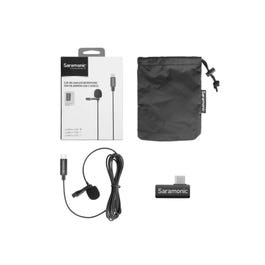 Image for LavMicro U3A Lavalier Microphone from SamAsh