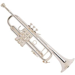 Image for LR180S Stradivarius Trumpet (Silver Plated/72 Bell) from SamAsh
