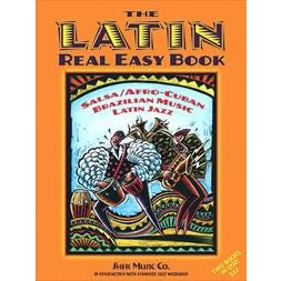 Sher Music Latin Real Easy Book (Bass clef edition)