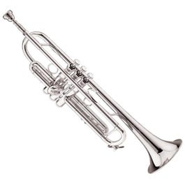 Image for LT180S37 Trumpet (Silver) from SamAsh