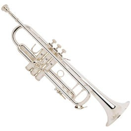 Image for LT180 Stradivarius Trumpet (Silver Plated/72 Bell) from SamAsh