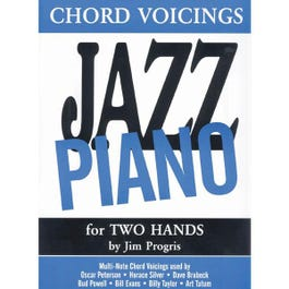 Image for Jazz Chord Voicings for Two Hands from SamAsh