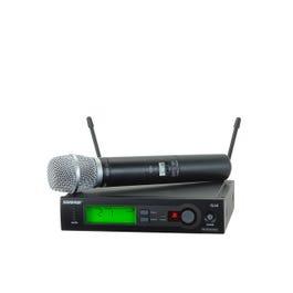 Image for SLX24/SM86 Handheld Wireless System from SamAsh