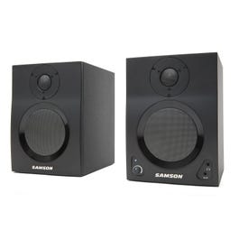 Image for MediaOne BT4 Active Studio Monitors with Bluetooth (Pair) from SamAsh