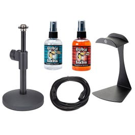 Image for Mic Accessory Pack with Stands