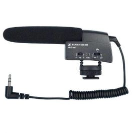 Image for MKE 400 Small Shotgun Microphone from SamAsh