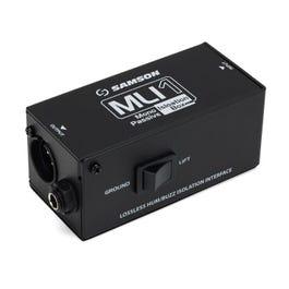 Image for MLI1 Mono Passive Isolation Box (B-Stock) from SamAsh