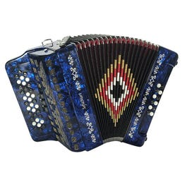 Image for NSM3412 34-Button Diatonic Accordion from SamAsh