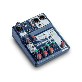 Image for Notepad-5 5-channel Analog Mixer w/ USB I/O (Open Box) from SamAsh