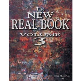 Hal Leonard The New Real Book Volume 3 Bass Clef Edition