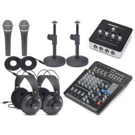 Image for Interview Podcast Kit from SamAsh