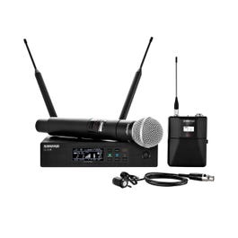 Image for QLX-D Combo Wireless System from SamAsh