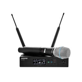 Image for QLXD24/B87A Handheld Wireless System from SamAsh