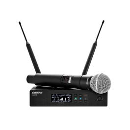 Image for QLXD24/SM58 Handheld Wireless System from SamAsh