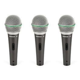 Image for Q6 Dynamic Microphone (3-pack) from SamAsh