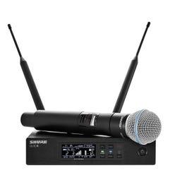 Shure QLXD2/BETA58A Handheld Wireless System