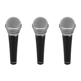 Image for R21 Vocal/Recording Microphone (3 Pack) from SamAsh