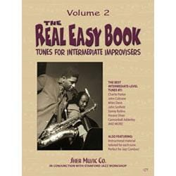 Image for The Real Easy Book Volume 2 (Bass Clef) from SamAsh