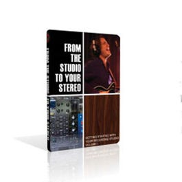 Image for From the Studio to your Stereo Volume 1 (DVD) from SamAsh