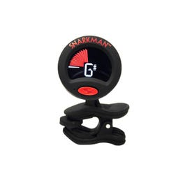 Image for S-12 Snarkman Clip-On Chromatic Instrument Tuner from SamAsh