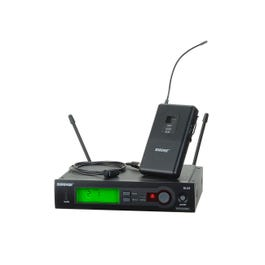 Image for SLX14/85 Wireless Lavalier System (Band G5) from SamAsh