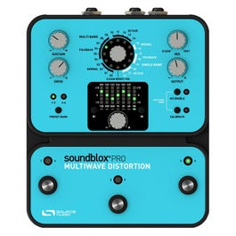 Image for Soundblox Pro Multiwave Distortion Guitar Effects Pedal from SamAsh