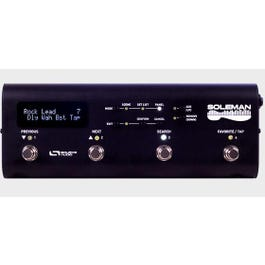 Image for Soleman MIDI Foot Controller from SamAsh