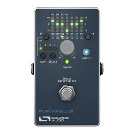 Image for Toolblox Programmable EQ Guitar Effect Pedal from SamAsh