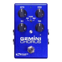 Image for One Series Gemini Chorus Guitar Effect Pedal from SamAsh